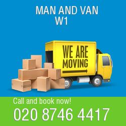 removal firm Soho