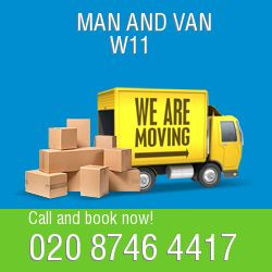 removal firm Notting Hill