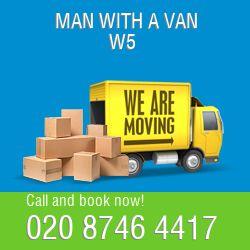 W5 2 men and van Ealing