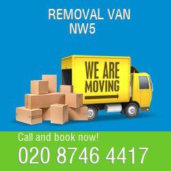moving to Kentish Town
