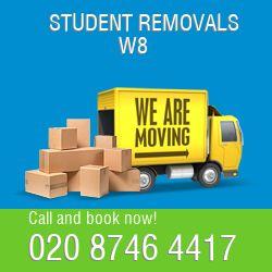 cheap student removals Kensington