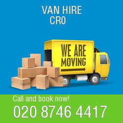 men with a van Croydon