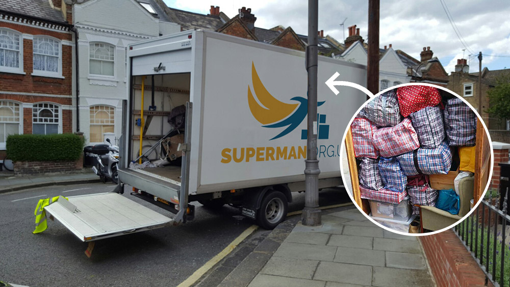 cheap student removals Elephant and Castle