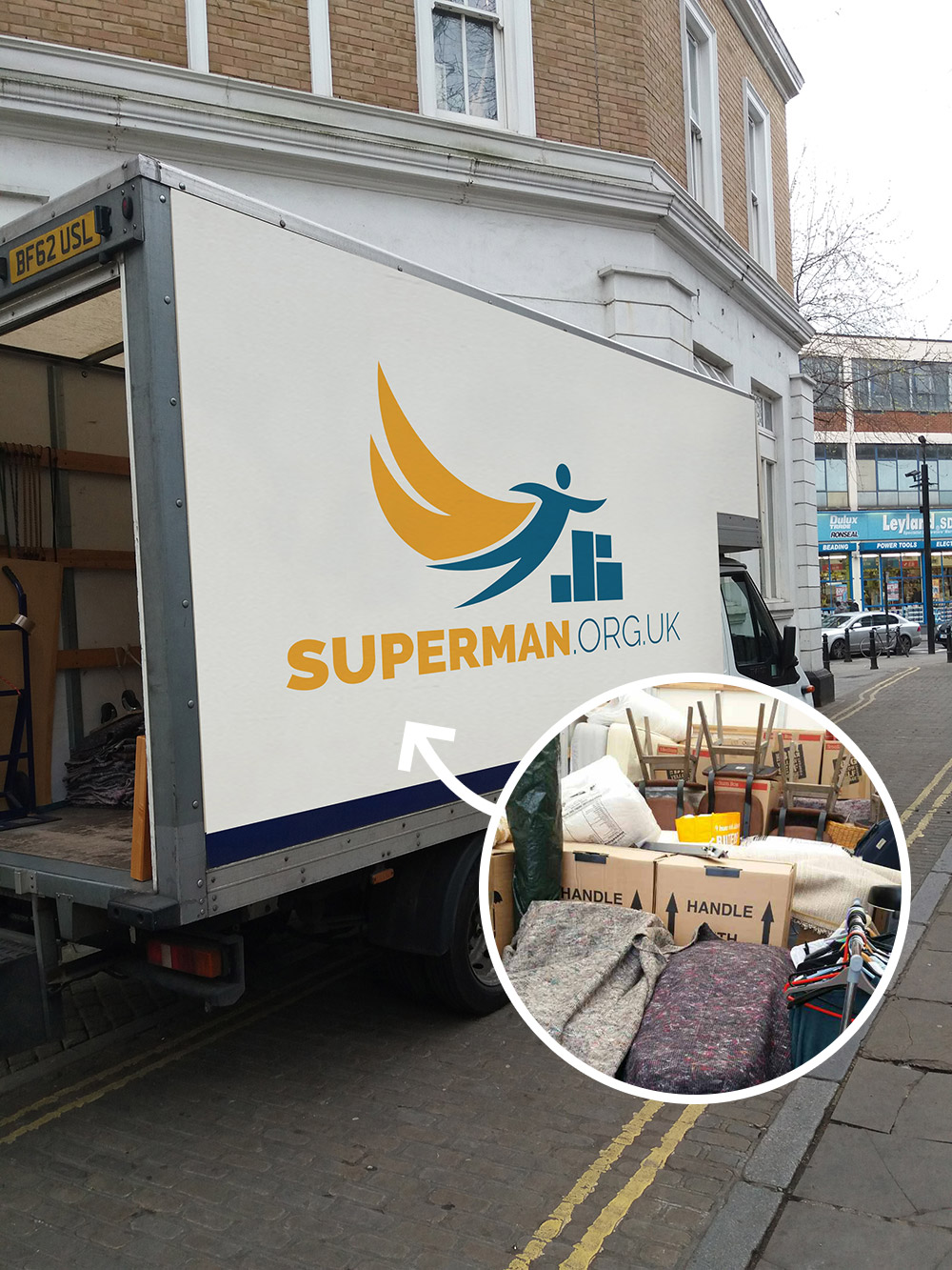 cheap student removals Hackney