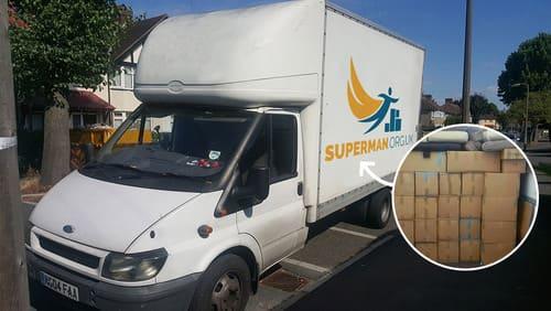 men with a van Richmond