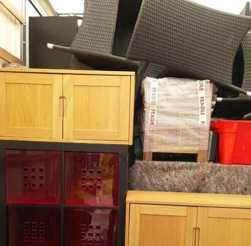 house movers Barnet