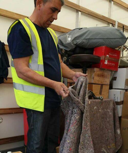 Barnet office removals EN5