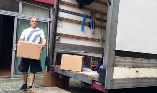 Beckenham office removals BR3