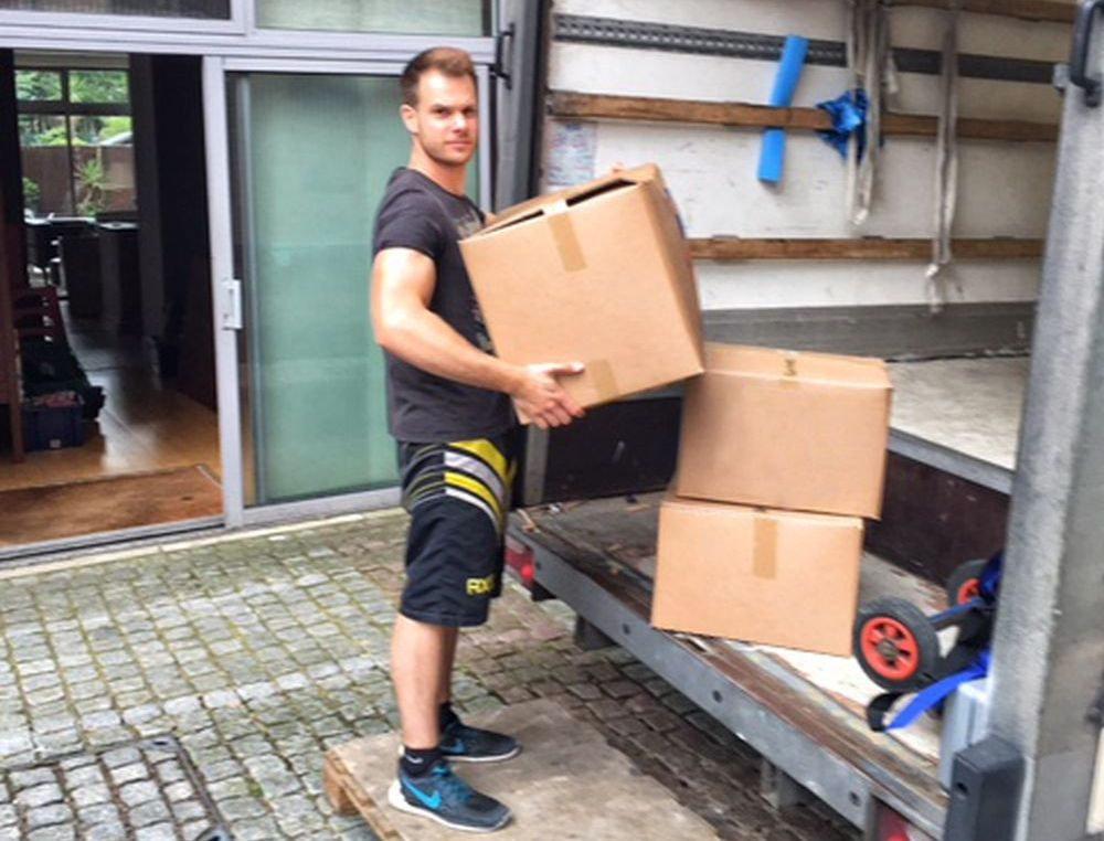 Covent Garden sofa removals