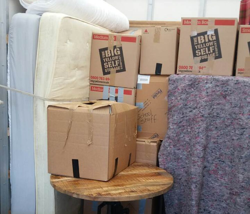 Croydon office removals CR9