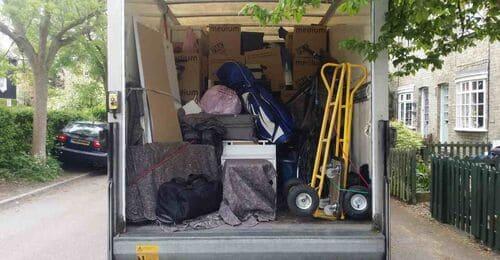 Finsbury Park sofa removals