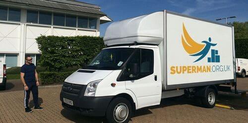 Hackney removal van costs