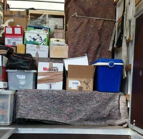 Harringay removal van costs