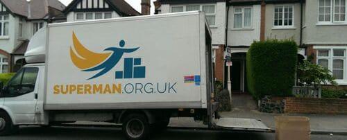 Knightsbridge man with a van removal company
