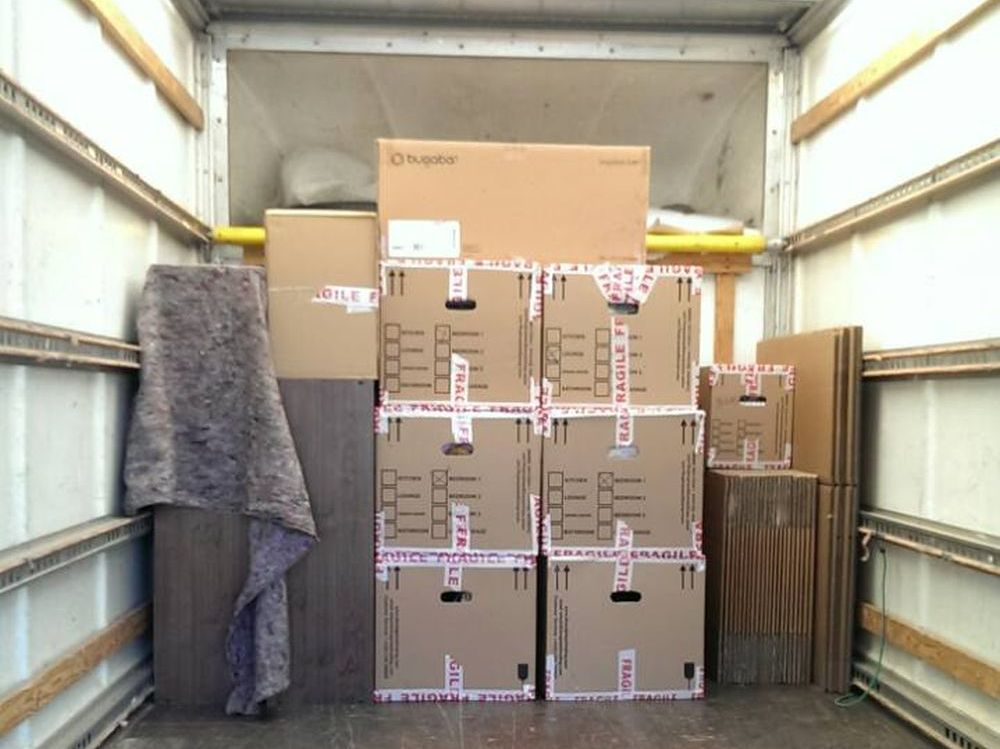 Mayfair office removals W1