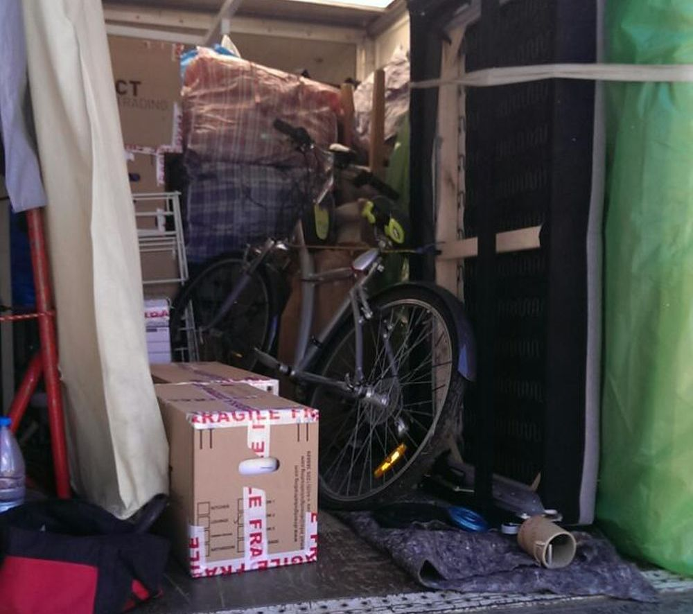 Richmond upon Thames man with a van removal company