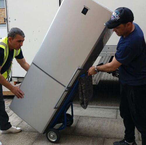 Tufnell Park sofa removals
