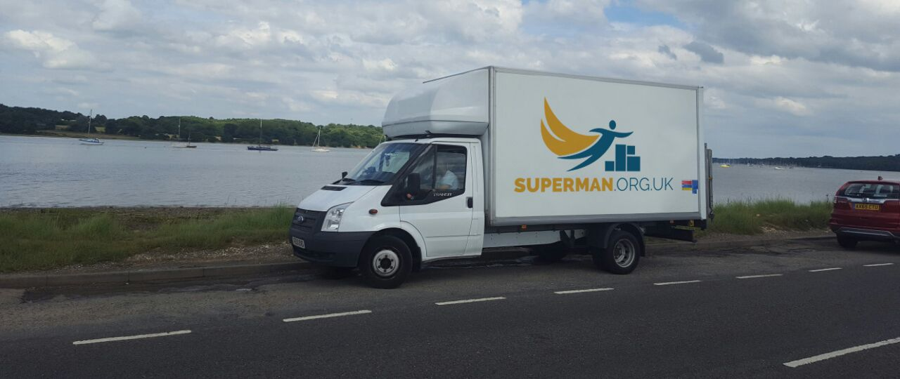 Waterloo man with a van removal company