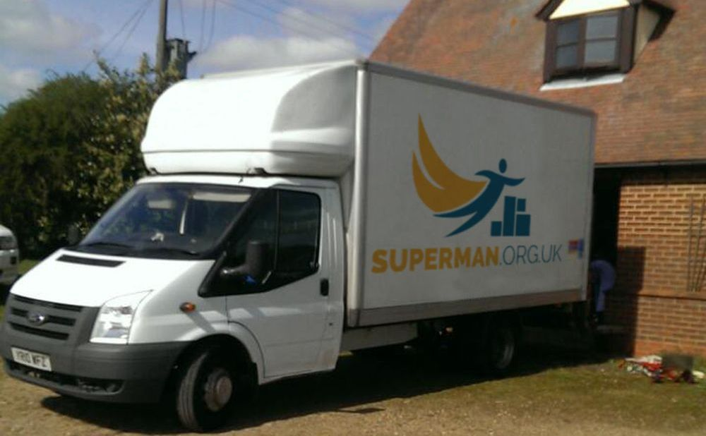 Wembley man with a van removal company